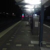 Photo taken at Richland Hills Station (TRE) by Daniel G. on 9/18/2012