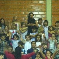 Photo taken at Escola Adventista de Blumenau by Grazi W. on 5/8/2014