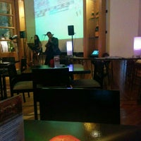Photo taken at Post Bar by Peter C. on 5/19/2016