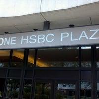Photo taken at HSBC Plaza by Barry V. on 8/13/2012