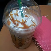 Photo taken at Starbucks by Noura G. on 8/25/2013