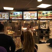 Photo taken at Burger King by Daniel A. on 8/10/2016