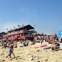 Photo taken at ASP Hurley Pro @ Trestles by Violeta J. on 9/18/2013