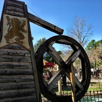 Photo taken at Sherwood Forest Faire by Rich P. on 2/17/2013