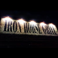 Photo taken at Iron Horse Grill by Heather R. on 11/30/2013