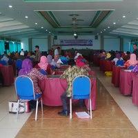 Photo taken at Hotel Surya Indah by Arafah H. on 8/27/2014