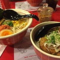 Photo taken at Men-ichi Japanese Ramen (麺いち) by Cedric L. on 11/21/2016