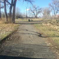 Photo taken at Sanderson Gulch Park by Christopher G. on 11/18/2012
