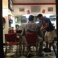 Photo taken at Jake's Burgers & Billiards by @Jose_MannyLA on 3/3/2013