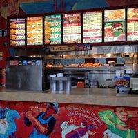Photo taken at Popeyes Louisiana Kitchen by @Jose_MannyLA on 3/4/2013