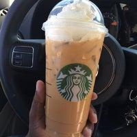 Photo taken at Starbucks by Dre N. on 10/18/2014