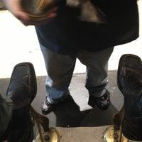 Photo taken at Jim's Shoe Repair by Scott H. on 4/26/2013