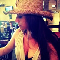 Photo taken at Bulls Restaurant and Bar by Natalie on 4/2/2013