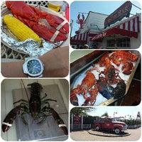 Photo taken at Jordans Lobster Bar by Spanish Rob V. on 7/5/2013