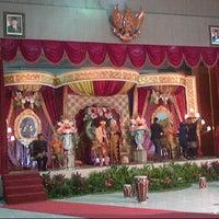 Photo taken at Gedung Sasana Wira Sakti by Avi Bukan Afi on 12/21/2013