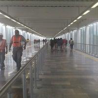 Photo taken at Metro Ermita by Alejandro S. on 9/24/2012