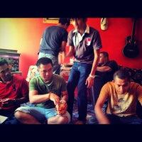 Photo taken at Kuarters Kakitangan PUSPEN Benta by Kaled E. on 9/15/2012