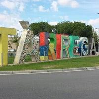 Photo taken at Plaça Del Pati by Dani P. on 10/6/2013