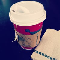 Photo taken at Starbucks Coffee by Aira H. on 12/27/2012