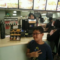 Photo taken at Burger King by Hesti Y. on 9/4/2016