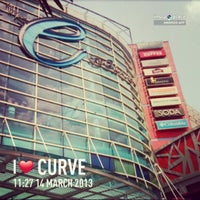 Photo taken at CURVE by Nashrin N. on 3/14/2013