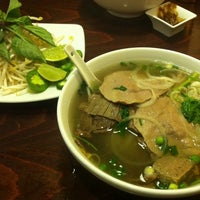 Photo taken at Pho Eden by Dan K. on 3/28/2014