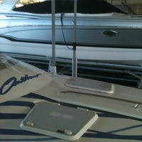 Photo taken at On A Boat by Zandra B. on 9/23/2012