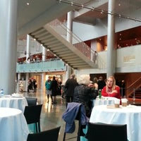 Photo taken at Marion Oliver McCaw Hall by Dion W. on 4/19/2013