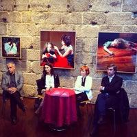 Photo taken at Museu da Imagem by Ângela B. on 10/29/2013