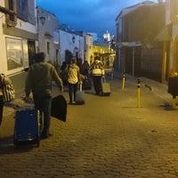 Photo taken at Posada Del Virrey by Briss A. on 2/27/2015