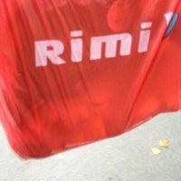 """Photo taken at Rimi """"Briāna"""" by Juta B. on 9/14/2013"""