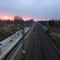 Photo taken at Bahnhof Berlin-Staaken by David L. on 2/28/2014