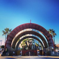 Photo taken at North Hollywood Metro Station by Ricardo D. on 1/14/2013