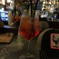 Photo taken at Bar del Cinque by İrem O. on 5/15/2015