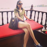 Photo taken at Anantara Bangkok Riverside Spa & Resort by anne_xmas on 1/4/2013
