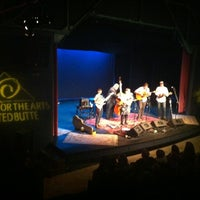 Photo taken at Crested Butte Center for the Arts by MBinCB on 2/3/2013