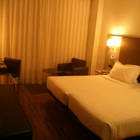 Photo taken at AC Hotel Gijon by Nansky G. on 3/12/2013
