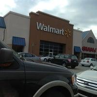 Photo taken at Walmart by Darah on 9/5/2013