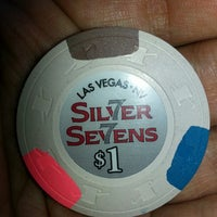Photo taken at Silver Sevens Hotel & Casino by Ronald P. on 8/7/2013