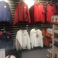 Photo taken at AS Roma Store by Ppablo V. on 9/10/2016
