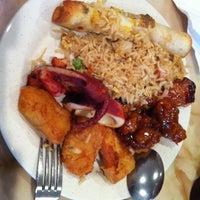 Photo taken at Hibachi Grill Buffet by Joe N. on 11/25/2012