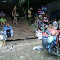 Photo taken at Pasar Kangkung by Oky M. on 11/5/2013