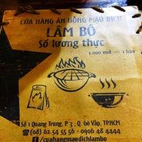 Photo taken at Lẩu nướng Lâm Bô by Linh H. T. N. on 3/21/2015