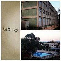 Photo taken at Universidad Católica Santo Domingo (UCSD) by Carlos A. on 4/20/2012