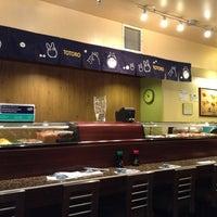 Photo taken at Totoro Japanese Restaurant by Hayami N. on 9/2/2013
