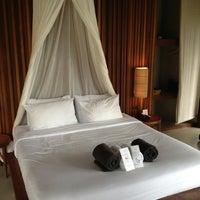 Photo taken at Haad Tien Beach Resort by Frederik S. on 7/22/2013