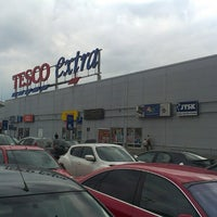 Photo taken at Tesco Extra by Andrew S. on 3/28/2015