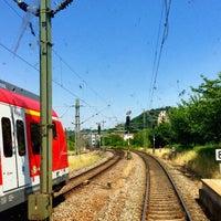 Photo taken at Bahnhof Herrenberg by Andre B. on 7/5/2015