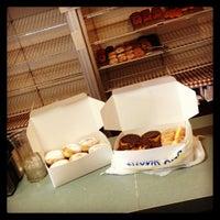 Photo taken at Carlson's Donuts & Thai Kitchen by Joseph K. on 4/17/2013