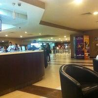 Photo taken at Cinemark by Juan V. on 10/16/2012
